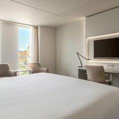Отель NH Collection Amsterdam Barbizon Palace 5* Полулюкс с двуспальной кроватью фото 3