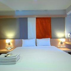 Отель Bs Residence Suvarnabhumi 3* Улучшенный номер фото 6