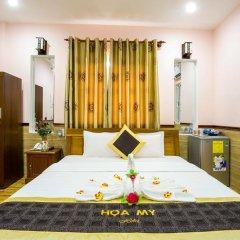 Hoa My II Hotel 3* Улучшенный номер с различными типами кроватей фото 7