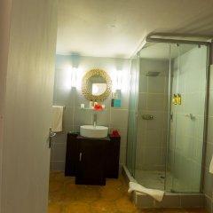 Отель Bom Bom Principe Island 4* Бунгало с различными типами кроватей фото 7
