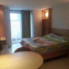 Отель Jada Beach Residence 3* Улучшенные апартаменты с различными типами кроватей фото 3