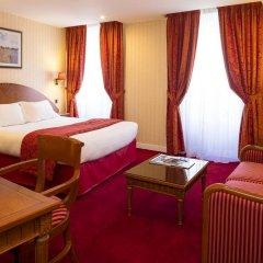 Отель Imperial Paris 3* Номер Делюкс фото 2