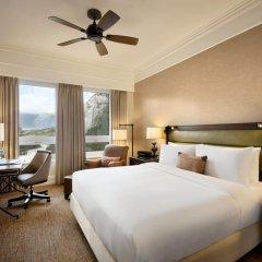 Отель Fairmont Banff Springs 4* Стандартный номер с различными типами кроватей фото 3
