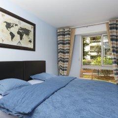 Отель Villa Kurial Апартаменты с различными типами кроватей фото 11