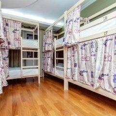 Luxury Hostel Кровать в мужском общем номере фото 2