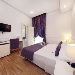 Traiano Hotel 4* Стандартный номер с различными типами кроватей фото 10