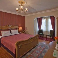 Отель Alzer 2* Стандартный семейный номер с двуспальной кроватью фото 5