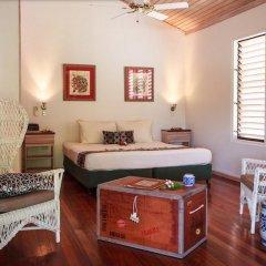 Отель Musket Cove Island Resort & Marina 4* Стандартный номер с различными типами кроватей фото 2