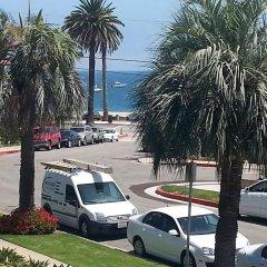 Pacific Crest Hotel Santa Barbara парковка