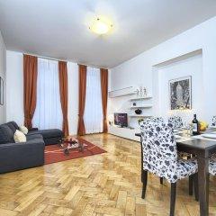 Апартаменты Residence Salvator - Prague City Apartments комната для гостей фото 3