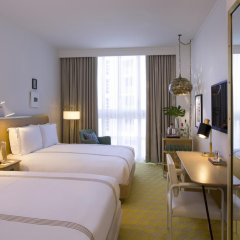 Отель The Confidante - in the Unbound Collection by Hyatt 4* Стандартный номер с различными типами кроватей фото 8