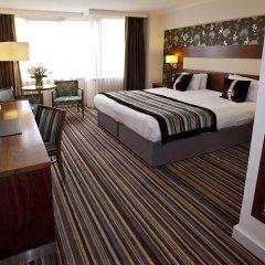 Отель Mercure Antwerp City Centre 4* Стандартный номер с различными типами кроватей фото 12