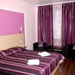Бизнес-Отель City Номер Комфорт разные типы кроватей