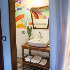 Отель El Rincon de Dona Urraca Испания, Лианьо - отзывы, цены и фото номеров - забронировать отель El Rincon de Dona Urraca онлайн ванная фото 2