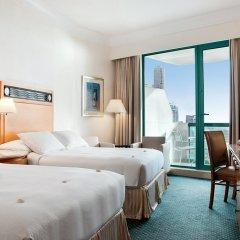 Отель Hilton Dubai Jumeirah 5* Представительский номер с различными типами кроватей фото 18
