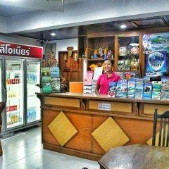 Отель Rak Samui Residence Самуи гостиничный бар