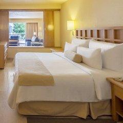Отель Fiesta Americana Acapulco Villas 4* Стандартный номер с различными типами кроватей фото 3