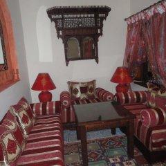 Отель Dar Yanis Марокко, Рабат - отзывы, цены и фото номеров - забронировать отель Dar Yanis онлайн комната для гостей фото 5