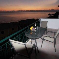 Отель Corfu Glyfada Menigos Resort 3* Апартаменты с различными типами кроватей фото 7