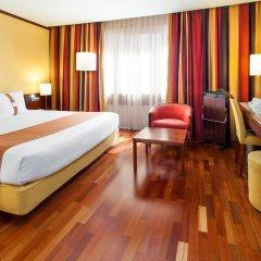 Отель Holiday Inn Lisbon Continental 4* Стандартный номер с разными типами кроватей фото 3