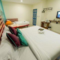 Отель The Pho Thong Phuket 3* Номер Делюкс разные типы кроватей
