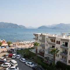 Asli Hotel Турция, Мармарис - отзывы, цены и фото номеров - забронировать отель Asli Hotel онлайн пляж