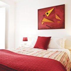 Отель Wonderful Lisboa Olarias Апартаменты с различными типами кроватей фото 20