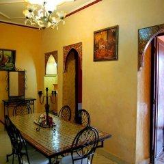 Отель Residence Miramare Marrakech 2* Стандартный номер с различными типами кроватей фото 32
