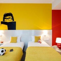 Отель Ibis Styles Wroclaw Centrum Стандартный номер с двуспальной кроватью фото 4