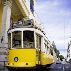 Отель PortoBay Marques Лиссабон городской автобус