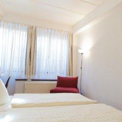 Отель Goldener Schlüssel 3* Стандартный номер с различными типами кроватей фото 9