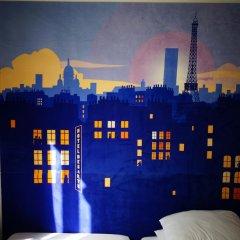 Отель Hôtel Des Arts-Bastille 2* Стандартный номер с различными типами кроватей фото 16