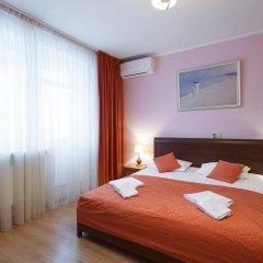 Апарт-отель Диадема Улучшенные апартаменты с различными типами кроватей фото 8