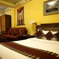 Отель Tibet Непал, Катманду - отзывы, цены и фото номеров - забронировать отель Tibet онлайн комната для гостей фото 3
