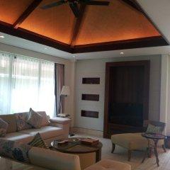 Отель Sheraton Sanya Resort 5* Вилла Делюкс с различными типами кроватей фото 3