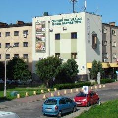 Отель Centrum Barnabitów парковка