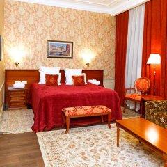 Гостиница Екатерина 4* Улучшенный номер с различными типами кроватей фото 3