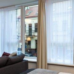 Отель Raugyklos Apartamentai Улучшенные апартаменты фото 13