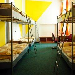 AZ-Hostel Кровать в общем номере с двухъярусной кроватью фото 4