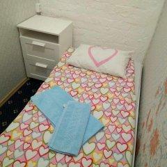 Хостел Aleks Бюджетный номер разные типы кроватей