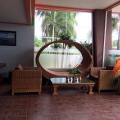 Santiphap Hotel & Villa интерьер отеля фото 2