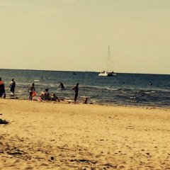 Отель Guest House Vecāķi пляж фото 2