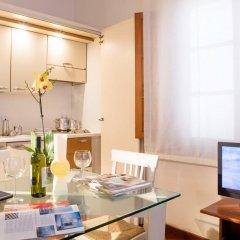 Отель Residence San Niccolo 4* Студия с различными типами кроватей фото 3