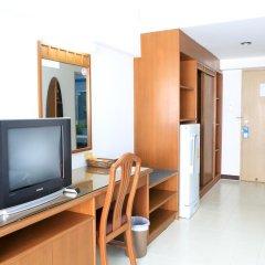 Отель L.A. Tower Bangkok 3* Стандартный номер разные типы кроватей фото 2