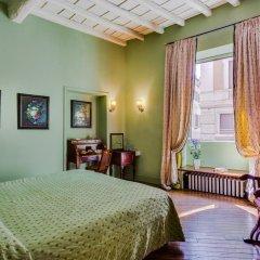 Отель Casa Howard Guest House Rome (Capo Le Case) 3* Номер Делюкс с различными типами кроватей фото 5