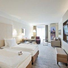 Отель Crowne Plaza Hannover 4* Стандартный номер с различными типами кроватей фото 7