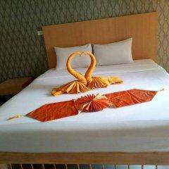Отель Jomtien Plaza Residence 3* Номер Делюкс с различными типами кроватей фото 4