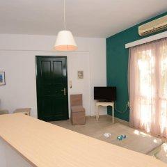 Pela Mare Hotel 4* Улучшенные апартаменты с различными типами кроватей фото 9