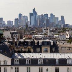 Ac Hotel Paris Porte Maillot 4* Стандартный номер