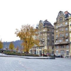 Апартаменты Budapest Central Apartments - Fővám Апартаменты с различными типами кроватей фото 49